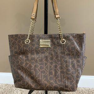 Calvin Klein's large handbag/tote